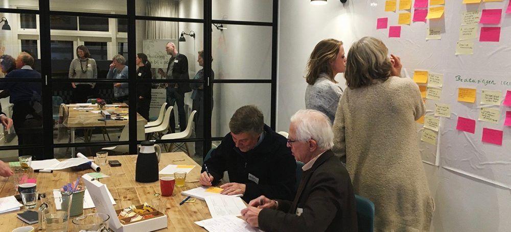 Energietransitie in Benoordenhout: coproductie met bewoners