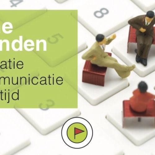 Online verbinden: participatieen communicatiein crisistijd
