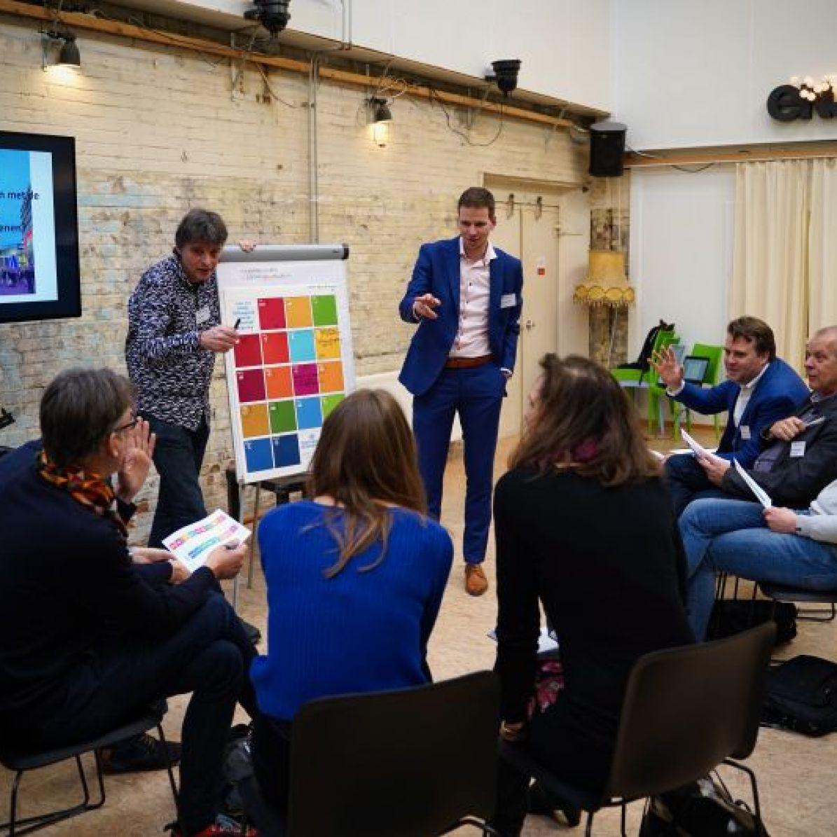 Programma Stedelijke Transformatie: verslaglegging van het jaarcongres